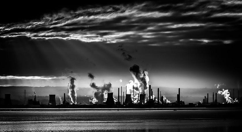 Für die Pariser Klimaziele darf die Welt nur noch 800 Milliarden Tonnen CO2 in die Atmosphäre entlassen.
