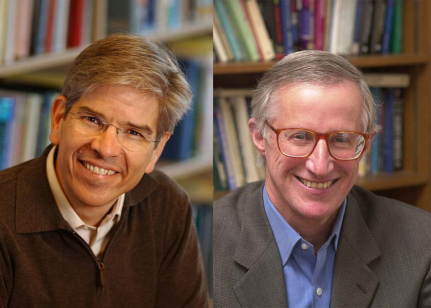 Paul Michael Romer und William Dawbney Nordhaus