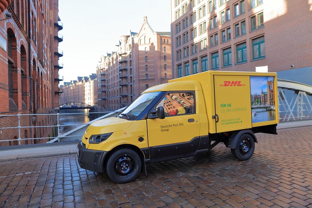 Deutsche Post wird bis 2050 emissionsfrei - energiezukunft.eu