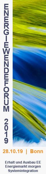 Energiewendeforum 2019