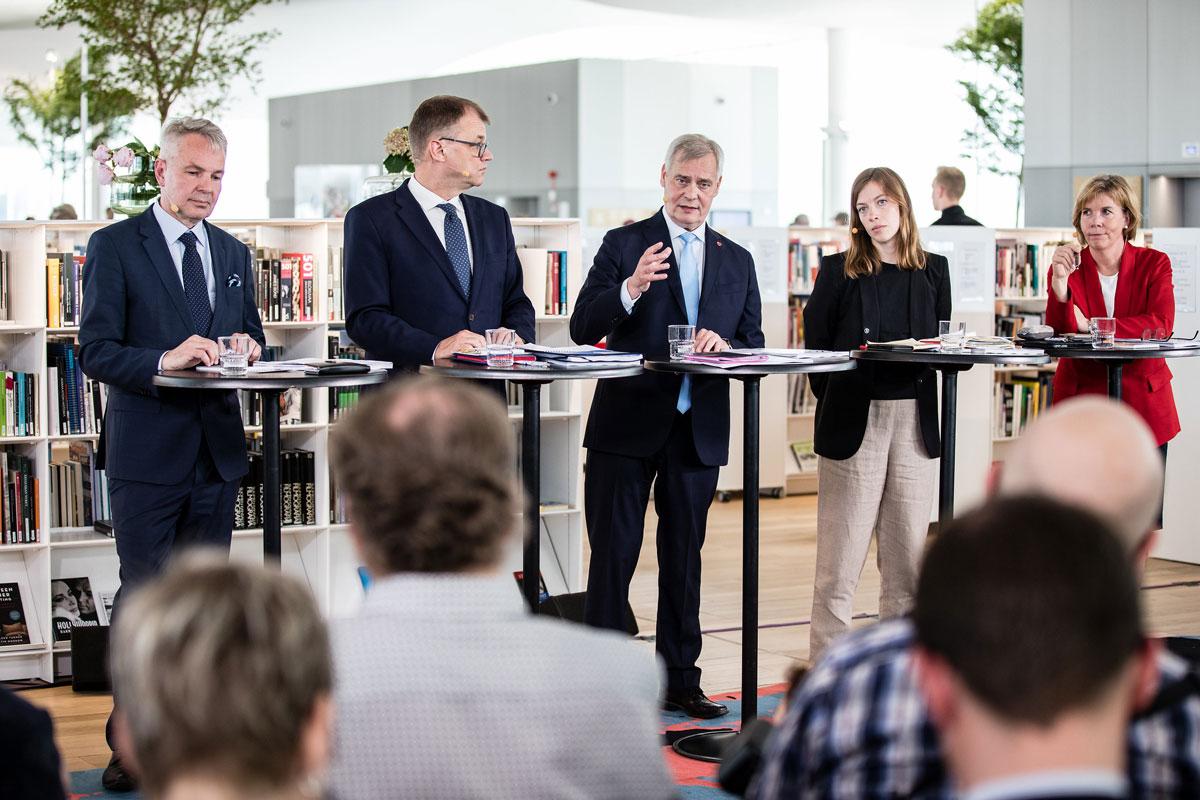 Neue Regierung: Finnland will bis 2035 klimaneutral werden
